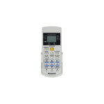 Panasonic Remote_Inverter